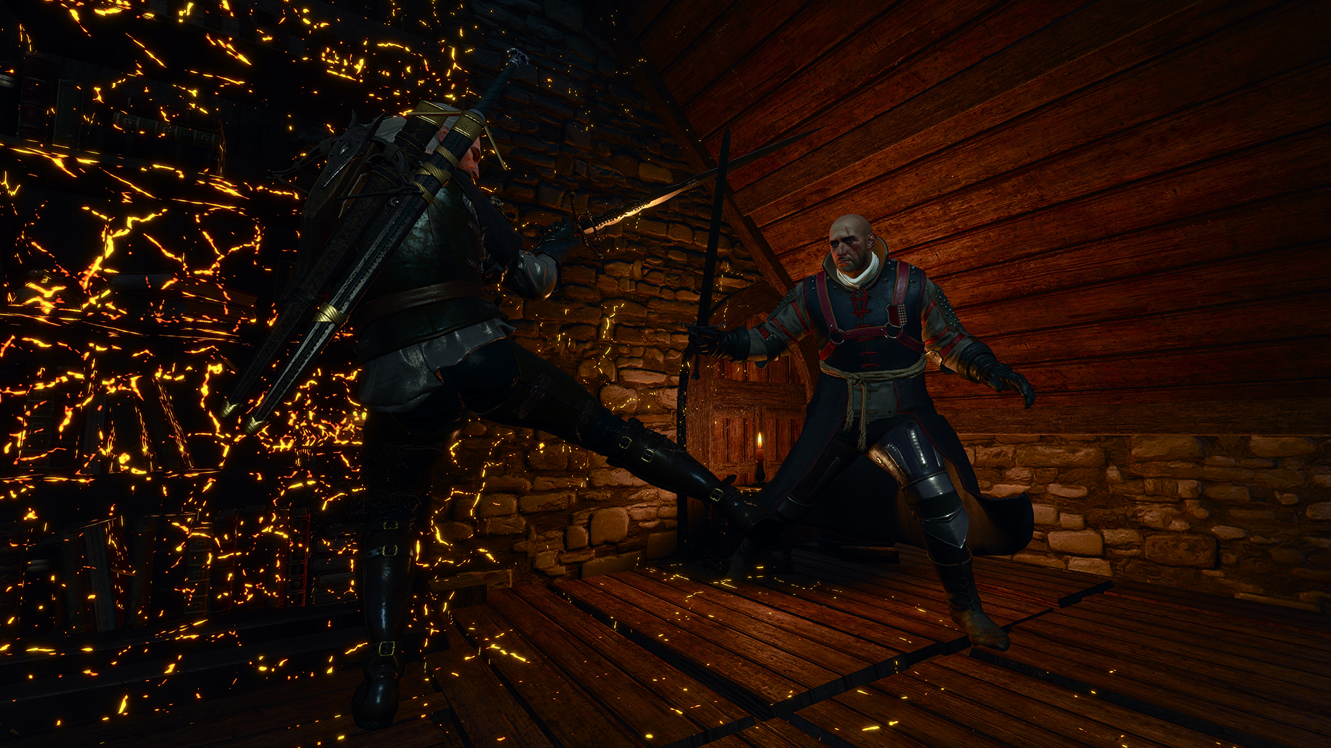 The Witcher 3 CPU performance (and FPS stability) is really