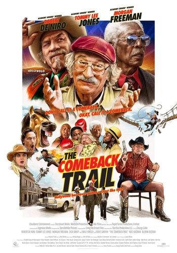 The Comeback Trail 2021 BRRip XviD AC3-EVO