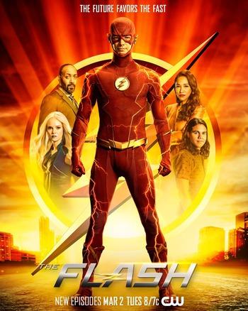 The Flash 2014 S07E18 720p HDTV x264-SYNCOPY