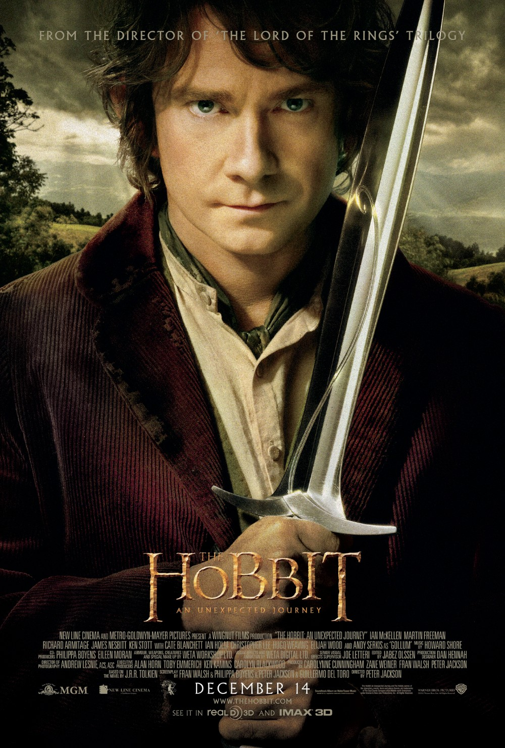 The Hobbit An Unexpected Journey 2012 Extended Edition 720p BluRay DTS x264-TayTO