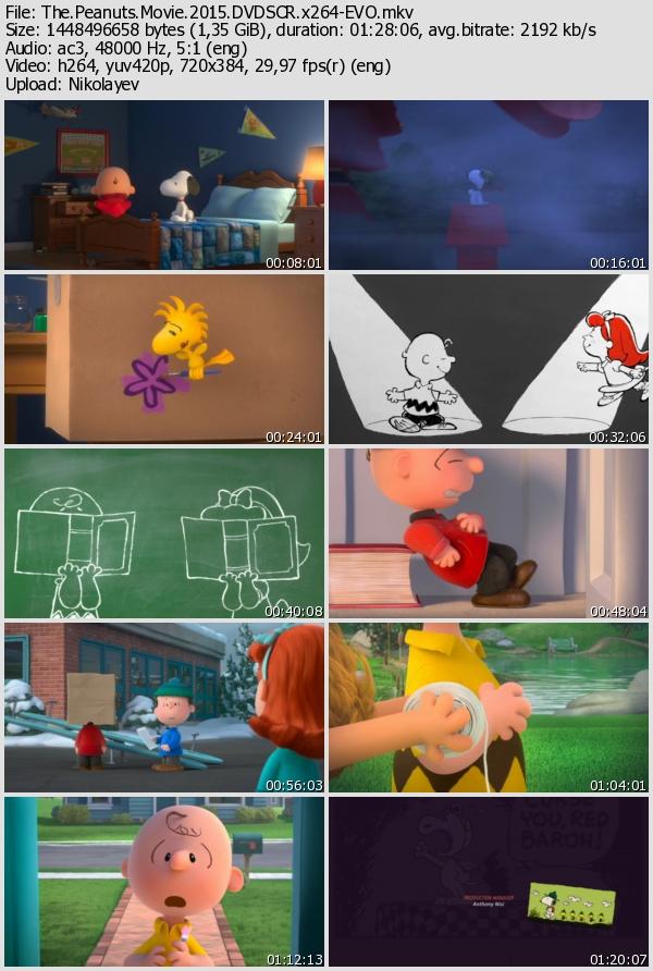Snoopy ve Charlie Brown Peanuts Filmi 2015 ( DVDSCR x264 ) Türkçe Altyazı BluRay Dual Türkçe Dublaj Film indir, Film-Rip.Com Film indir