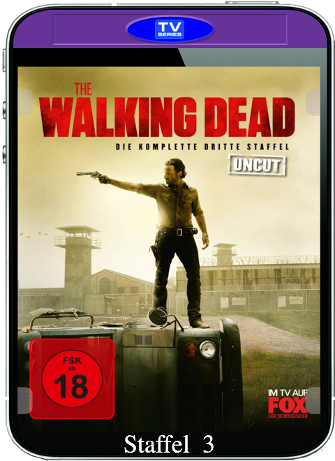The walking Dead S04 Complete 720p
