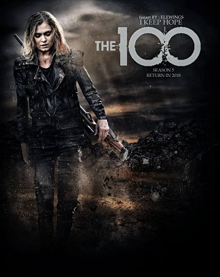 The 100 - Stagione 5 (2018) (Completa) WEBMux ITA ENG AC3 Avi The1005lrcmq