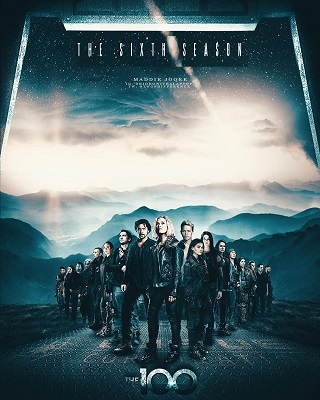 The 100 - Stagione 6 (2019)  WEBMux 1080P HEVC ITA ENG AC3 x265 mkv The1006j6kii