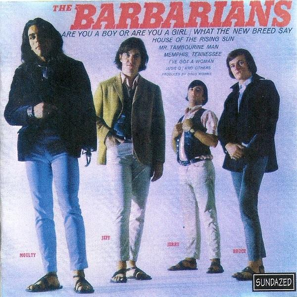 The Barbarians – Are You A Boy Or Are You A Girl (1965) [FLAC/MP3]