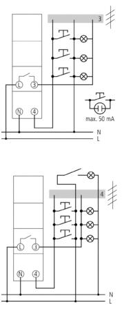 tausch stromsto schalter gegen treppenlicht zeitschalter. Black Bedroom Furniture Sets. Home Design Ideas