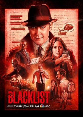 The Blacklist - Stagione 7 (2020) (4/14) WEBMux 1080P ITA ENG AC3 x264 mkv