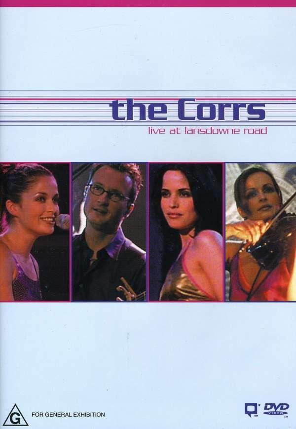 The Corrs - Live At Lansdowne Road (2000)
