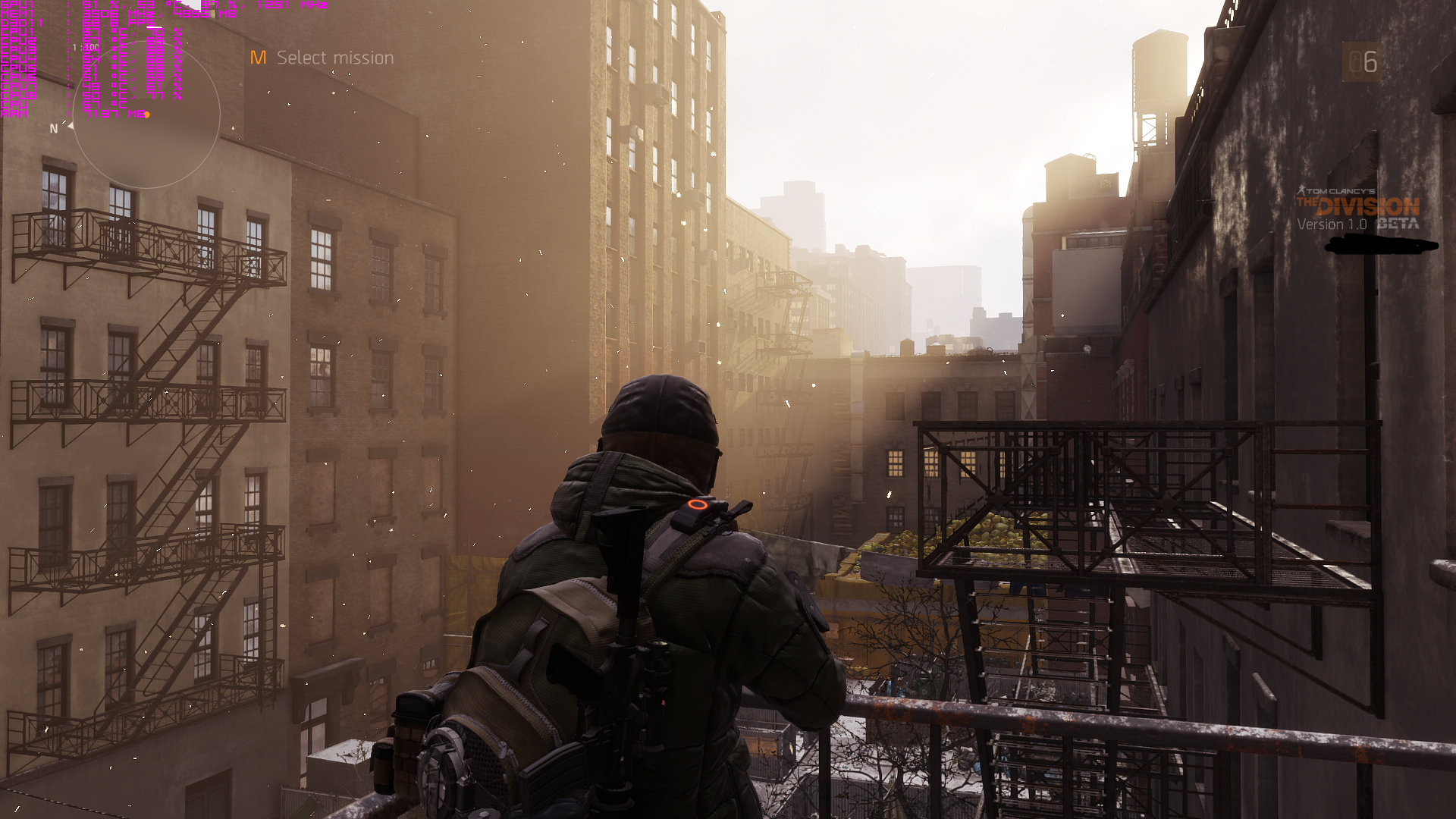 The Division A Lot Of Uncompressed Screenshots W Ultra