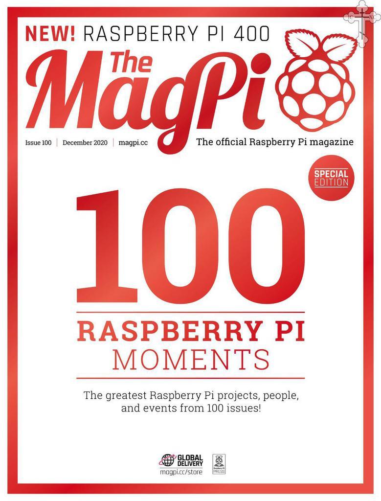 The MagPi - December 2020 UK