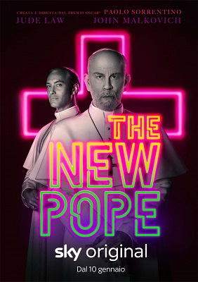 The New Pope - Stagione 1 (2020) (Completa) WEBMux ITA ENG AC3 Avi