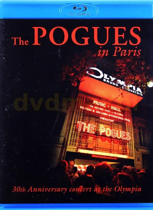 The Pogues - The Pogues in Paris: 30th Anniversary Concert at the Olympia (2012)