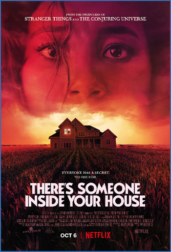 Theres Someone Inside Your House 2021 1080p NF WEBRip DD5 1 X 264-EVO