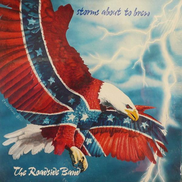 The Roadside Band – Storms About To Brew (1981) [APE/MP3]