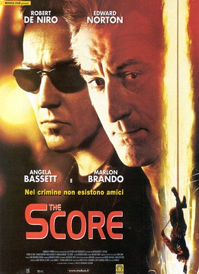 The Score (2001) HDTV 720P ITA ENG AC3 x264 mkv