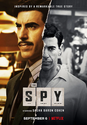 The Spy - Stagione 1 (2019) (Completa) WEBRip ITA AC3 Avi