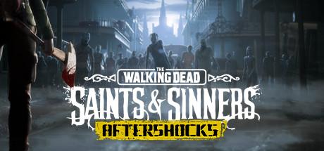 The Walking Dead Saints and Sinners Aftershocks Vr-Vrex