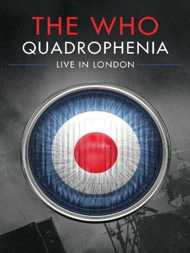 The Who - Quadrophenia: Live in London (2013) [DVDRip]