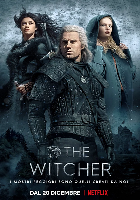 The Witcher - Stagione 1 (2019) (Completa) WEBRip 1080P HEVC ITA ENG AC3 x265 mkv