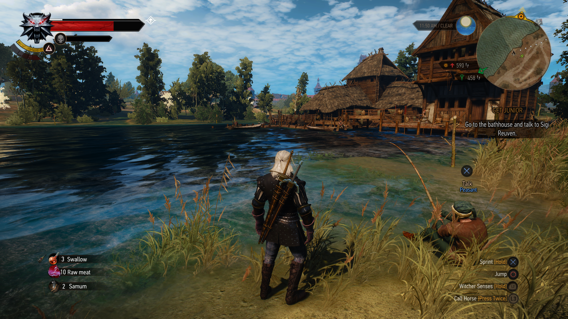 Witcher 3 PS4 patch 1 50 adds Pro support out now | NeoGAF