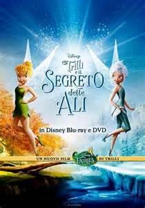 Trilli E Il Segreto Delle Ali (2012).Dvd5 Custom - ITA