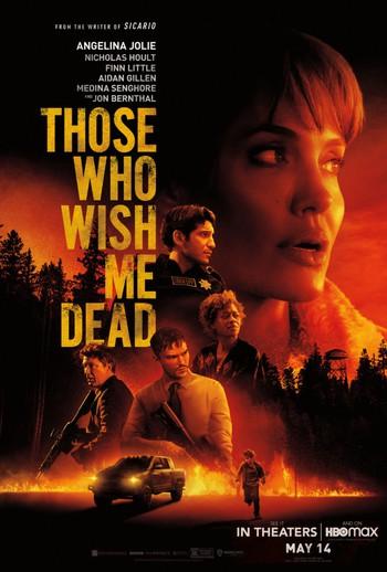 Those Who Wish Me Dead 2021 1080p Bluray DTS-HD MA 5 1 X264-EVO