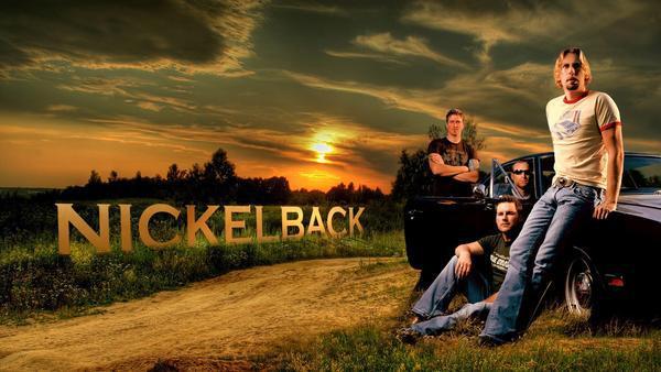 Nickelback Discography (1996 – 2014)