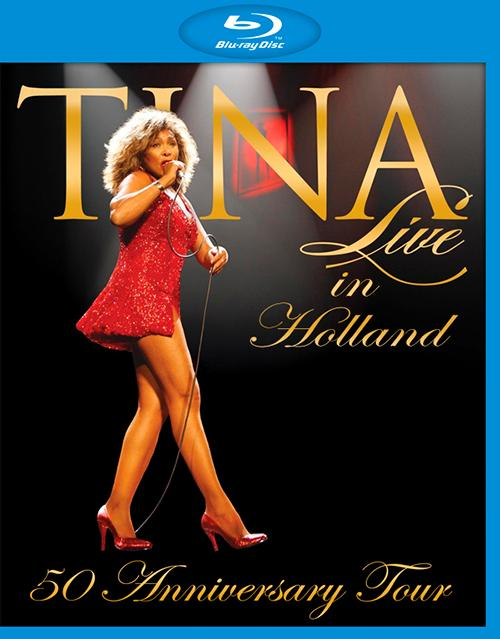 Tina Turner – 50 Anniversary Tour: Live In Holland (2009) [BDRip]