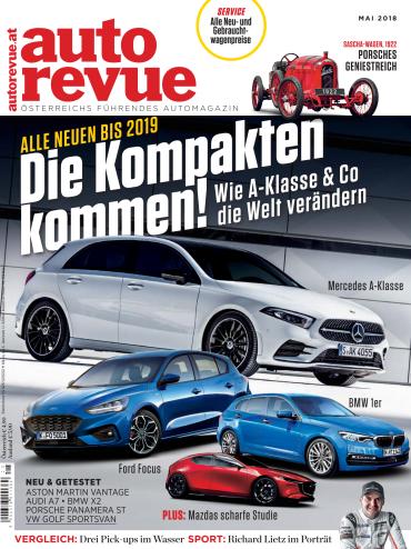 :  Auto Revue Magazin Mai No 05 2018