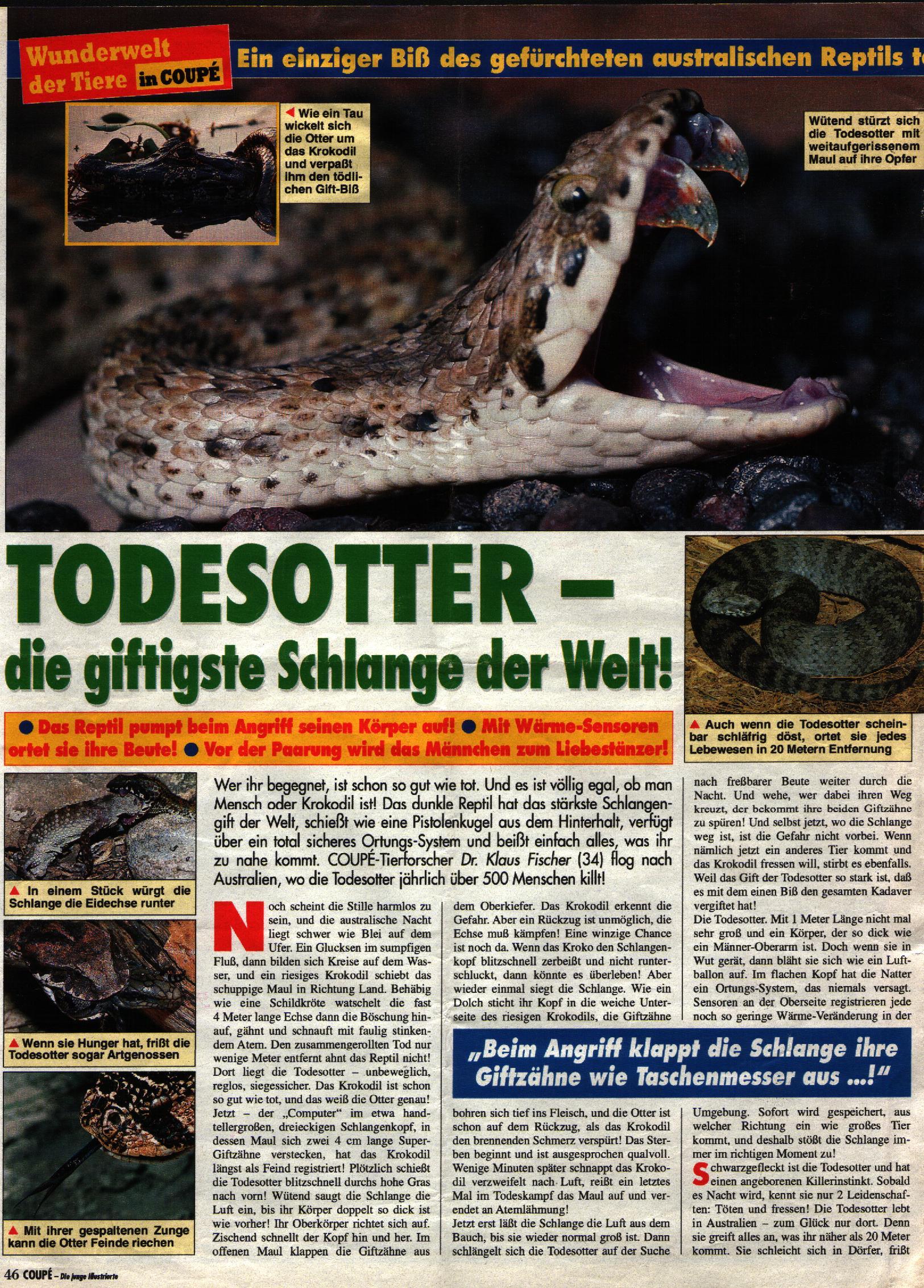 Lebende frau frisst anaconda Können Schlangen