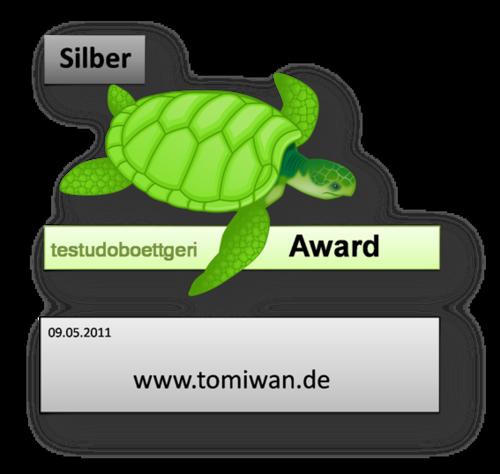 testudoboettgeri Award