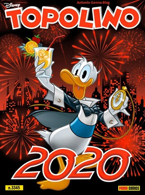 Topolino N.3345 - 01 Gennaio 2020