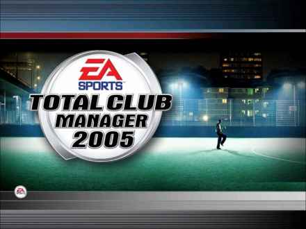 Total Club Manager 2005 Full PC indir