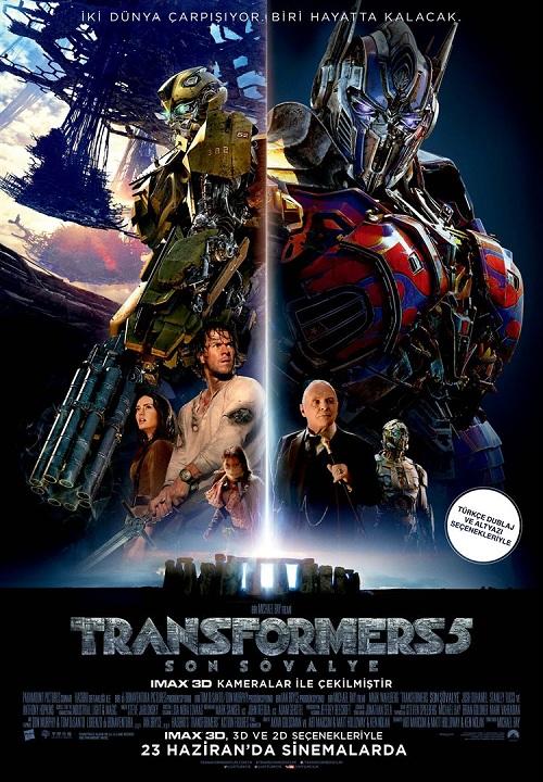 Transformers Film indir