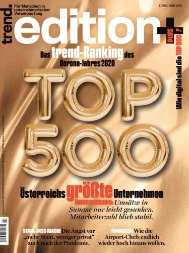 Cover: Trend Magazin No 23 Juni 2021