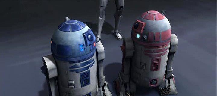 Star Wars Klon Savaşları Ekran Görüntüsü 2