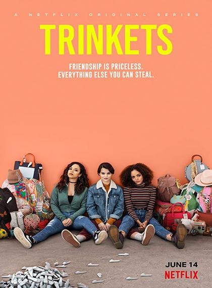 Trinkets 2019 Sezon 1 1080p NF WEB-DL DD5.1 x264-AC3 DuaL (TR-EN)