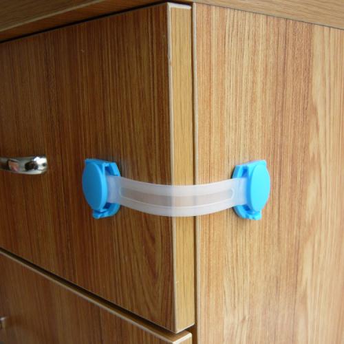 kindersicherung schrank schrankschloss baby sicherung t r schublade sicherung ebay. Black Bedroom Furniture Sets. Home Design Ideas