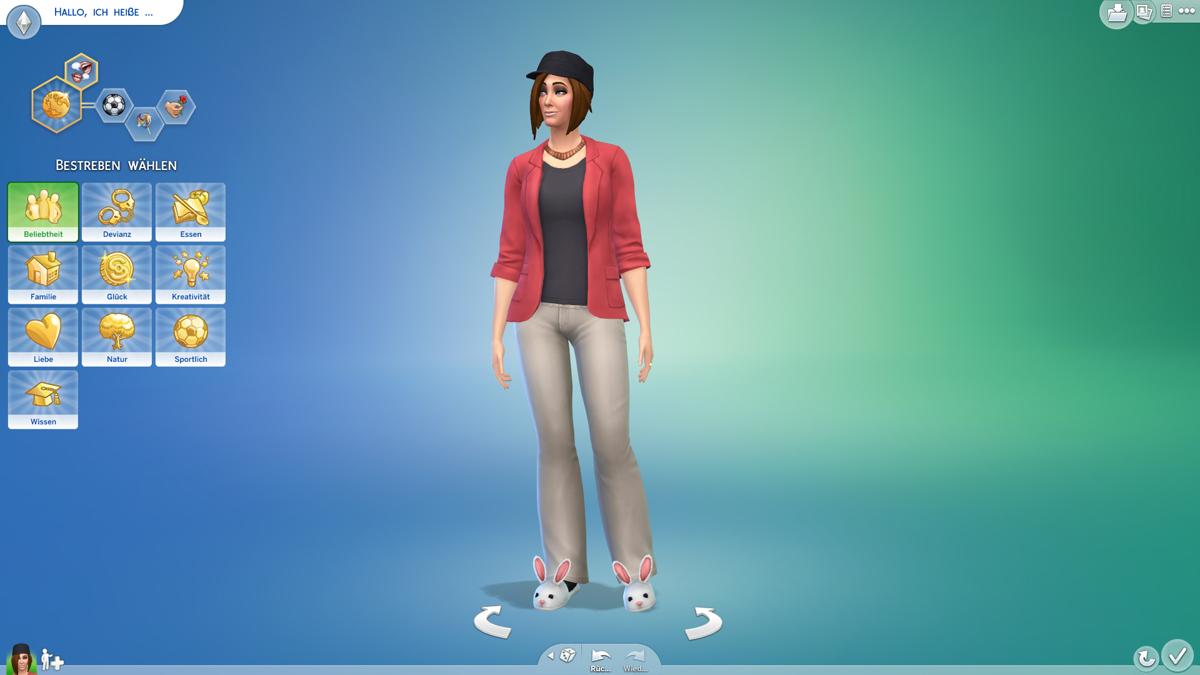 Die Sims 4 Erstelle Einen Sim Demo