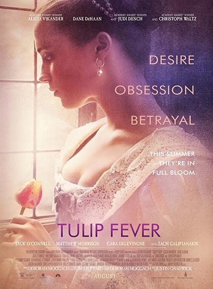 Aşk ve Laleler - Tulip Fever - 2017 -BRRip - Türkçe Dublaj