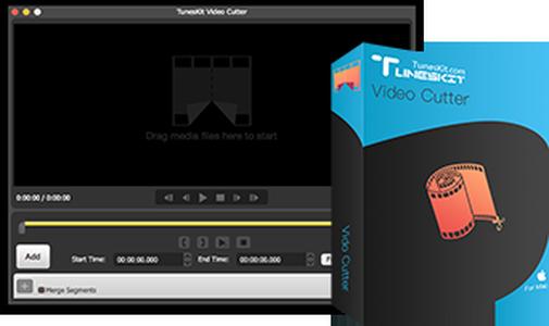TunesKit Video Cutter v2.1.0.41