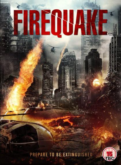 Yangın Depremleri - Firequake 2014 full türkçe dublaj film indir