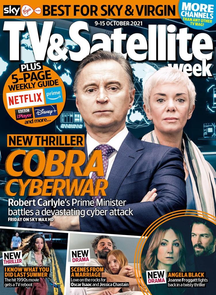 TV and Satellite Week - 09 October 2021