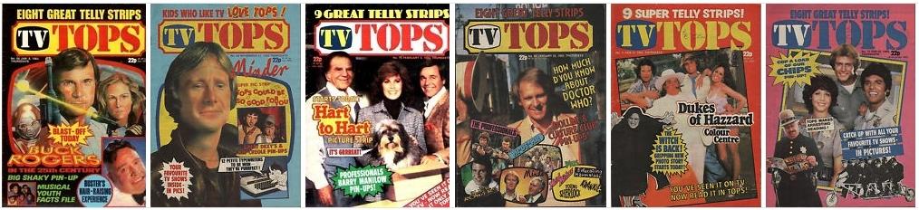 TV TOPS on minder.org