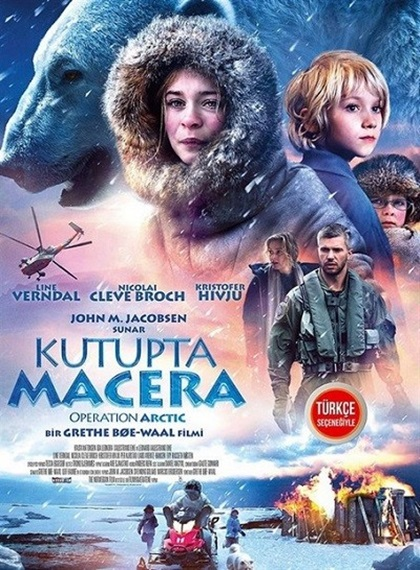 Kutupta Macera - Operasjon Arktis | 2014 | BRRip XviD | Türkçe Dublaj - Tek Link