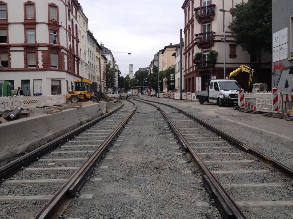 Frankfurter Nahverkehr Ii Bauliche Realisierungen Seite 6
