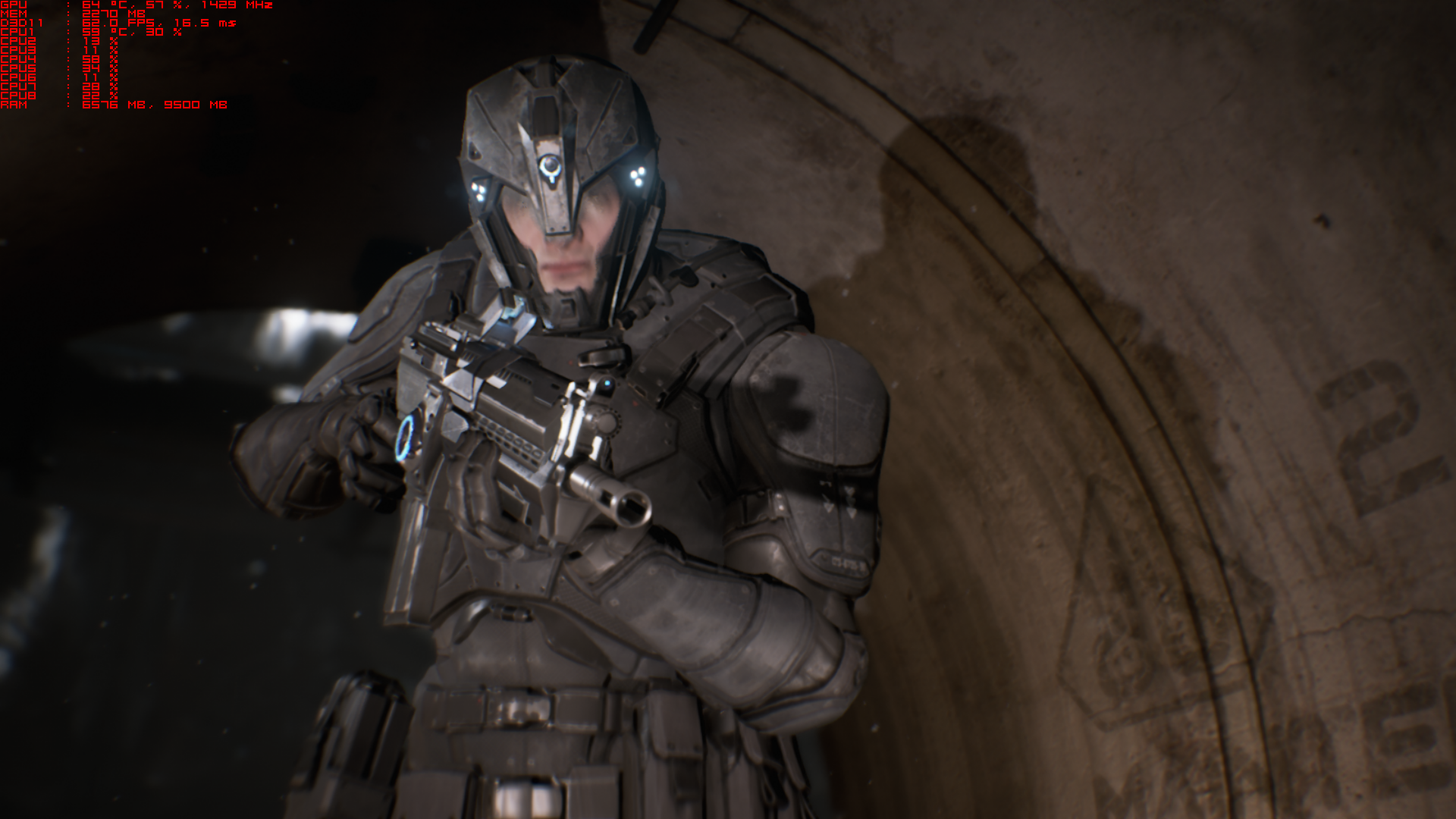 Epic releases Infiltrator Demo, also free to use assets in UE4