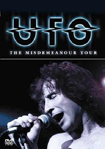 UFO - The Misdemeanour Tour 1985 (2007) [DVDRip]