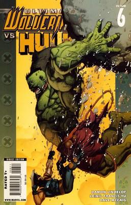 Ultimate Wolverine vs. Hulk 6 di 6 (2008)