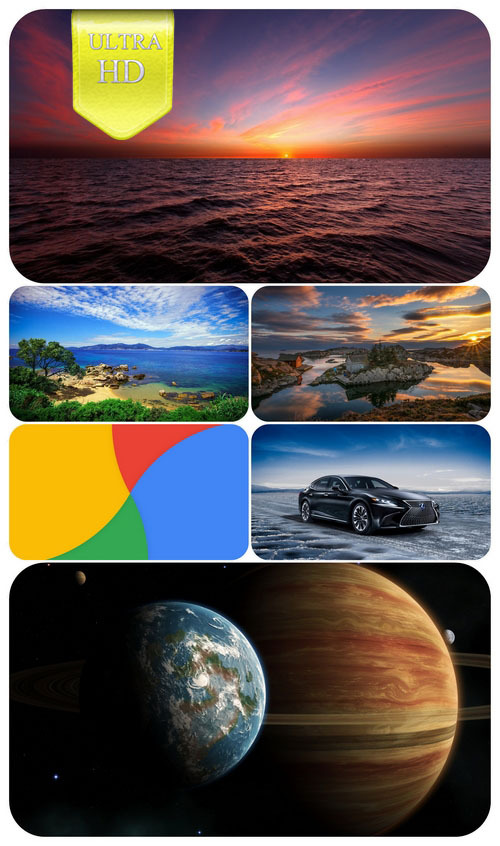 Ultra HD 3840x2160 Wallpaper Pack 320